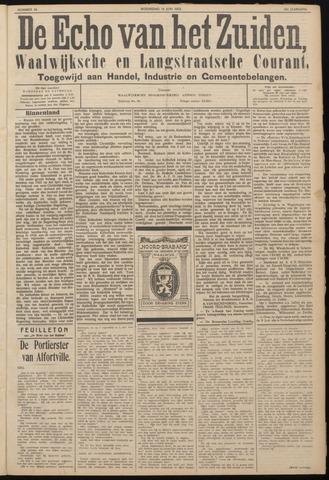 Echo van het Zuiden 1922-06-14