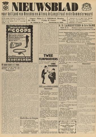 Nieuwsblad het land van Heusden en Altena de Langstraat en de Bommelerwaard 1929-01-25