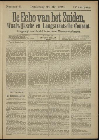 Echo van het Zuiden 1894-05-24