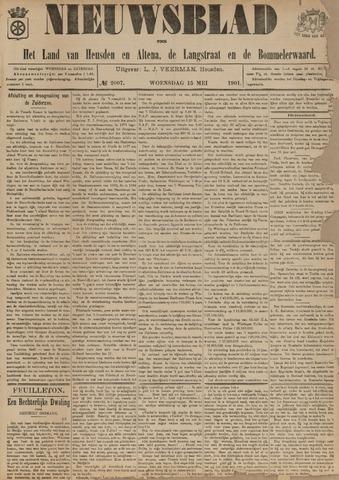Nieuwsblad het land van Heusden en Altena de Langstraat en de Bommelerwaard 1901-05-15
