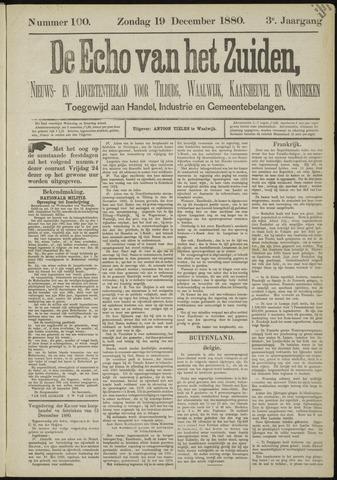 Echo van het Zuiden 1880-12-19