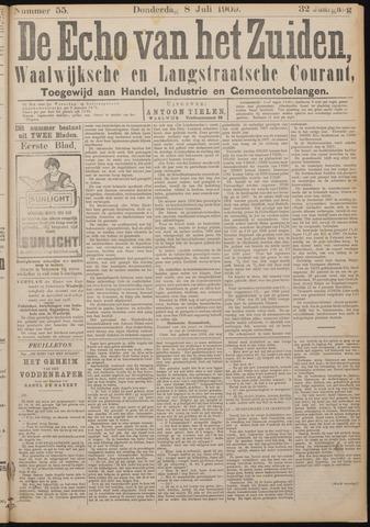 Echo van het Zuiden 1909-07-08