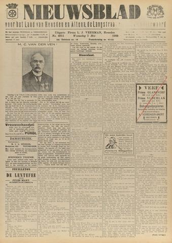 Nieuwsblad het land van Heusden en Altena de Langstraat en de Bommelerwaard 1929-05-01