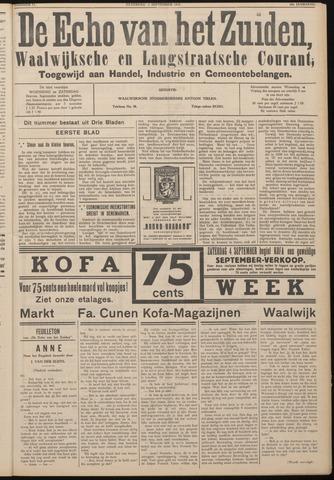 Echo van het Zuiden 1937-09-04