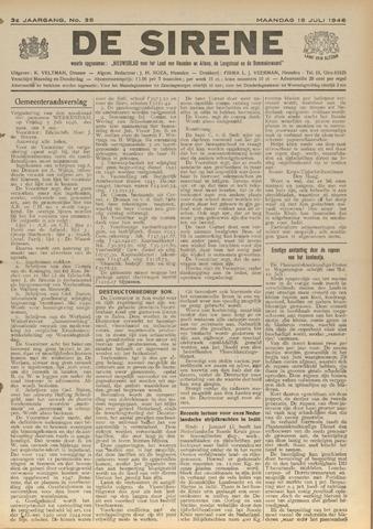 De Sirene 1946-07-15