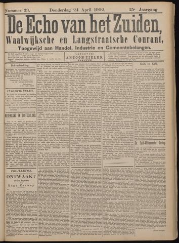 Echo van het Zuiden 1902-04-24