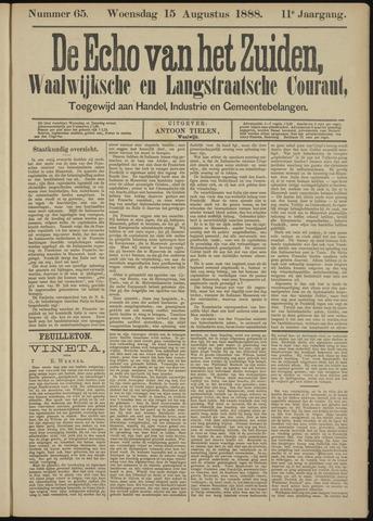 Echo van het Zuiden 1888-08-16
