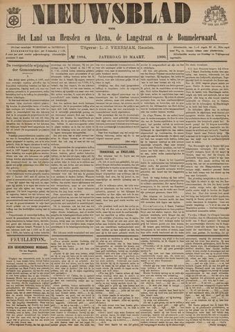 Nieuwsblad het land van Heusden en Altena de Langstraat en de Bommelerwaard 1900-03-10