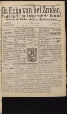 Echo van het Zuiden 1928-10-29