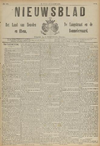 Nieuwsblad het land van Heusden en Altena de Langstraat en de Bommelerwaard 1891-01-03