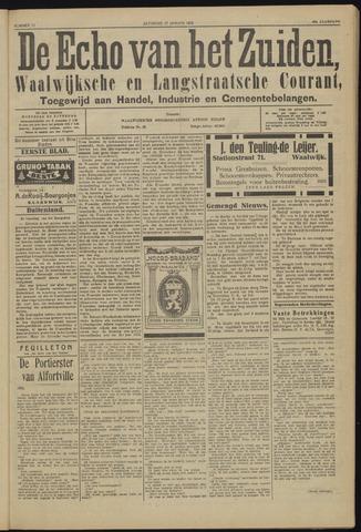 Echo van het Zuiden 1923-01-27