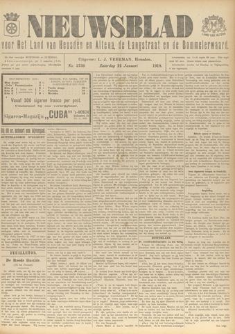 Nieuwsblad het land van Heusden en Altena de Langstraat en de Bommelerwaard 1918-01-12