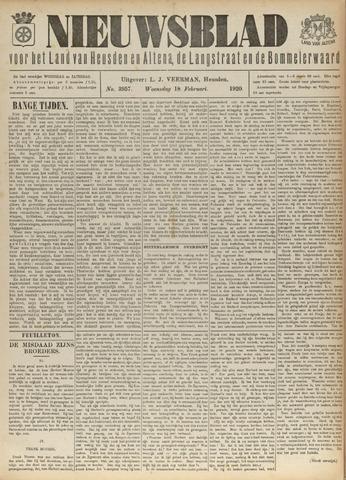 Nieuwsblad het land van Heusden en Altena de Langstraat en de Bommelerwaard 1920-02-18