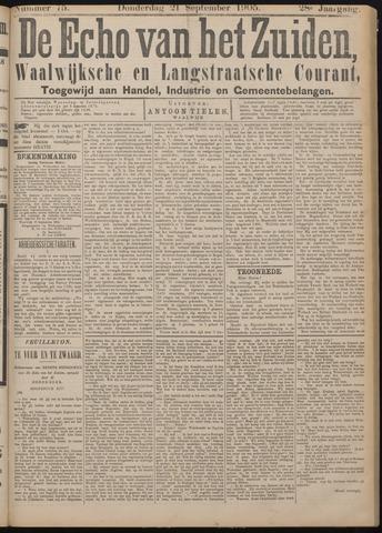 Echo van het Zuiden 1905-09-21