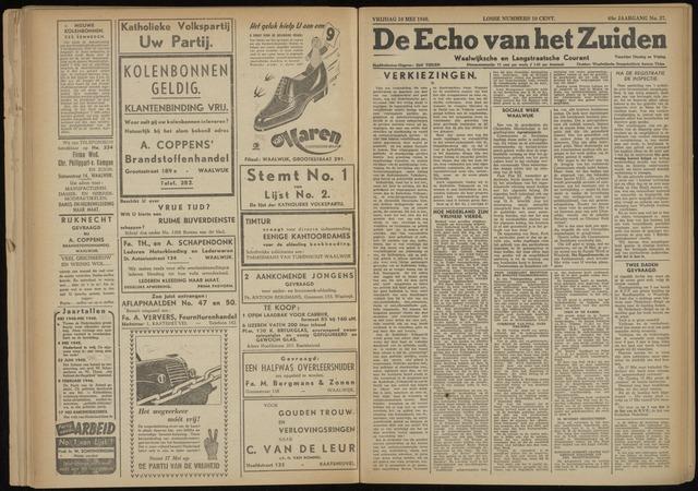 Echo van het Zuiden 1946-05-10