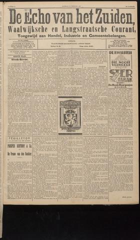 Echo van het Zuiden 1927-02-23