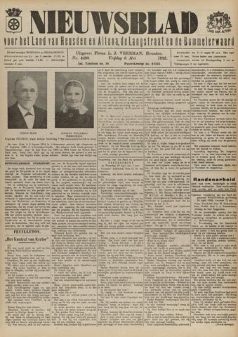 Nieuwsblad het land van Heusden en Altena de Langstraat en de Bommelerwaard 1925-05-06