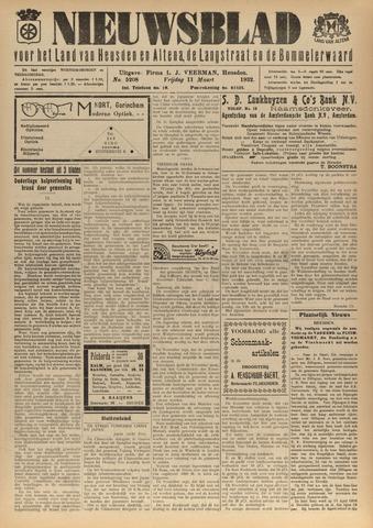 Nieuwsblad het land van Heusden en Altena de Langstraat en de Bommelerwaard 1932-03-11