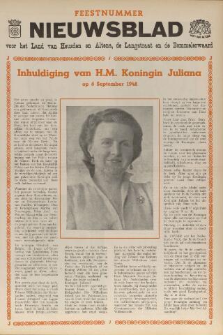Nieuwsblad het land van Heusden en Altena de Langstraat en de Bommelerwaard 1948-09-06