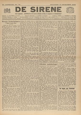 De Sirene 1945-12-10