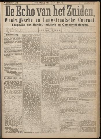 Echo van het Zuiden 1904-05-26