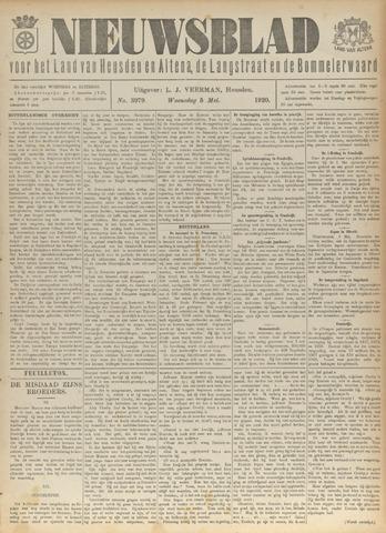 Nieuwsblad het land van Heusden en Altena de Langstraat en de Bommelerwaard 1920-05-05