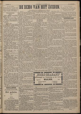 Echo van het Zuiden 1917-11-22