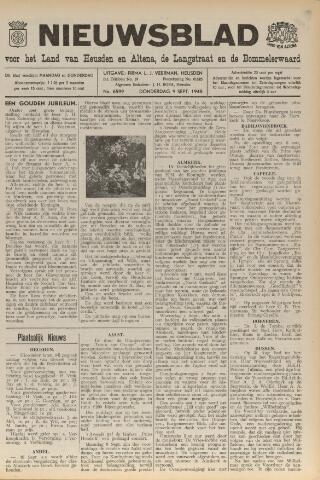 Nieuwsblad het land van Heusden en Altena de Langstraat en de Bommelerwaard 1948-09-09