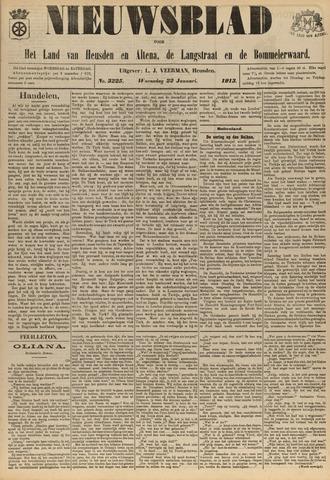 Nieuwsblad het land van Heusden en Altena de Langstraat en de Bommelerwaard 1913-01-22