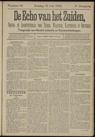 Echo van het Zuiden 1881-07-31