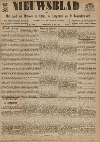 Nieuwsblad het land van Heusden en Altena de Langstraat en de Bommelerwaard 1901-03-09