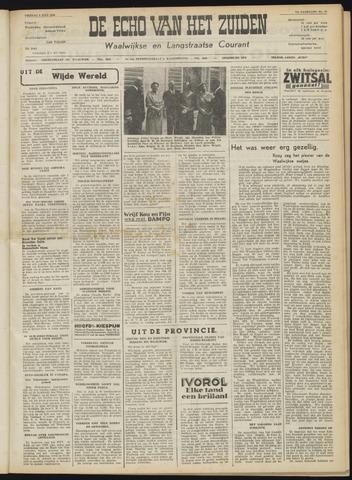 Echo van het Zuiden 1954-07-09