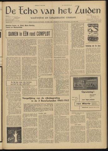 Echo van het Zuiden 1963-07-19