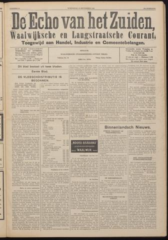 Echo van het Zuiden 1940-09-18