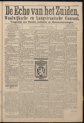 Echo van het Zuiden 1926-06-16