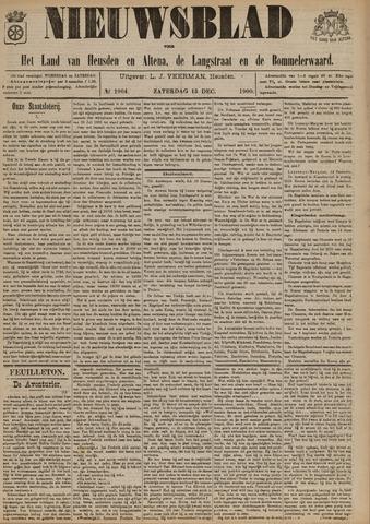 Nieuwsblad het land van Heusden en Altena de Langstraat en de Bommelerwaard 1900-12-15