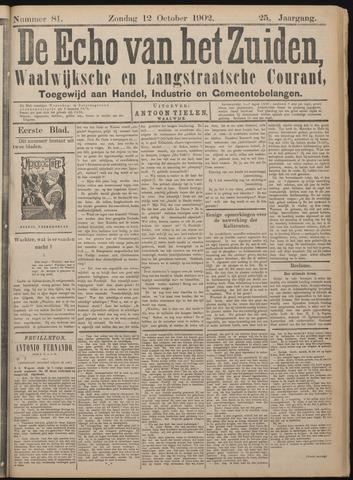 Echo van het Zuiden 1902-10-12