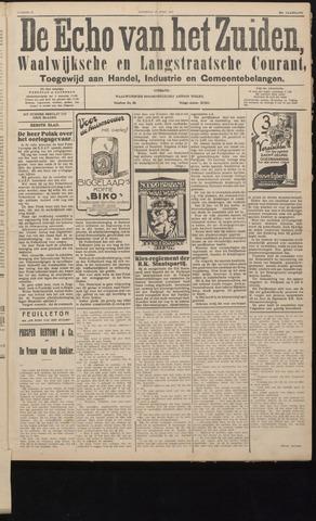 Echo van het Zuiden 1927-04-23