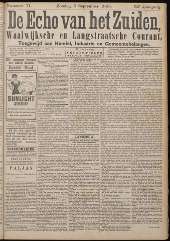 Echo van het Zuiden 1909-09-05