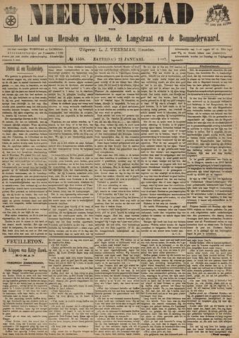 Nieuwsblad het land van Heusden en Altena de Langstraat en de Bommelerwaard 1897-01-23