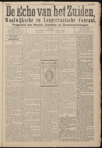 Echo van het Zuiden 1925-04-29