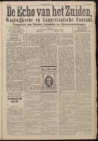Echo van het Zuiden 1925-04-04