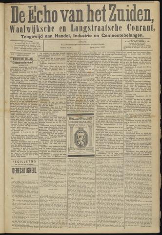 Echo van het Zuiden 1924-07-09