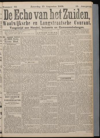 Echo van het Zuiden 1908-08-15