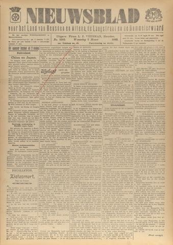 Nieuwsblad het land van Heusden en Altena de Langstraat en de Bommelerwaard 1932-03-02