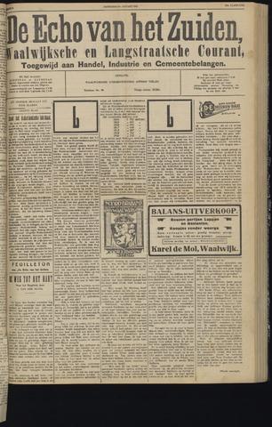 Echo van het Zuiden 1931-01-24