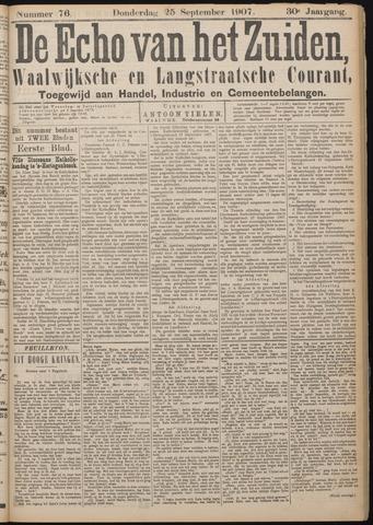 Echo van het Zuiden 1907-09-26