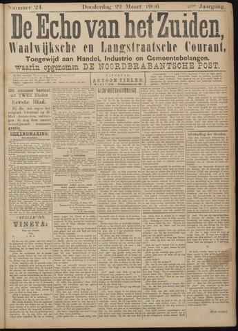 Echo van het Zuiden 1906-03-22