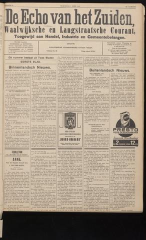 Echo van het Zuiden 1937-04-07