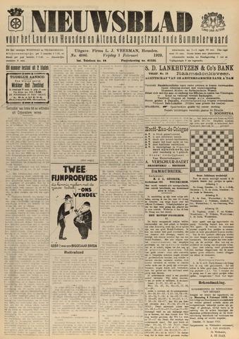 Nieuwsblad het land van Heusden en Altena de Langstraat en de Bommelerwaard 1929-02-01